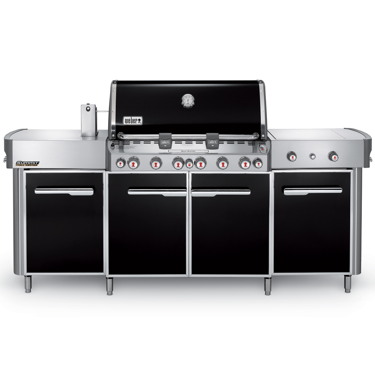 Weber Summit Grill Center - Natural Gas - 292101