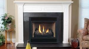 Majestic Series Convertible Direct Vent Fireplace - 300DVBNVSL
