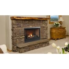 "Majestic 33"" Rear/Top Convertible Direct Vent Natural Gas Fireplace - 33CFDVNISL"