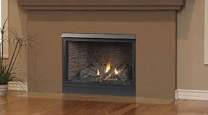 "Majestic 36CFDVNISL 36"" Rear/Top Convertible Direct Vent Fireplace Natural Gas"