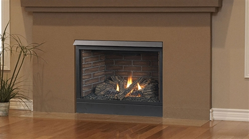 Majestic Patriot Direct Vent Natural Gas Fireplace - 36CFDVNV