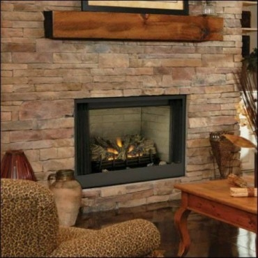 Majestic C52 Inch Direct Vent Fireplaces in Natural Gas 500SBVNSC