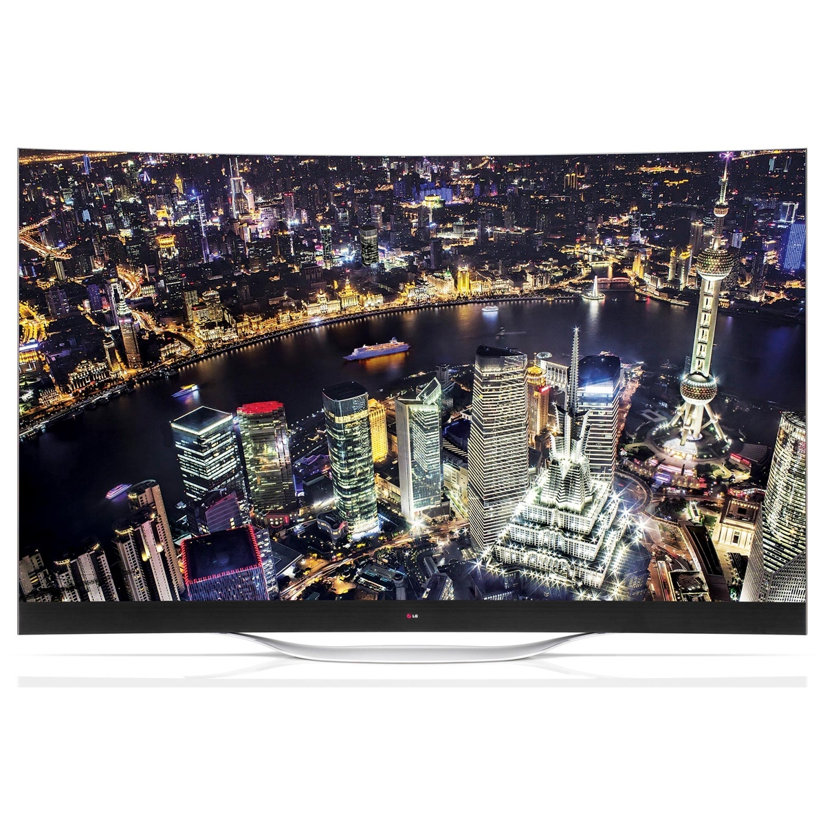 LG 55 INCH CLASS OLED CURVED  SMART HDTV - 55EC9300 - RESIDENTIAL USA VERSION -LG ORIGINAL PANEL - FULL ONE YEAR MANUFACTURERS WARRANTY!