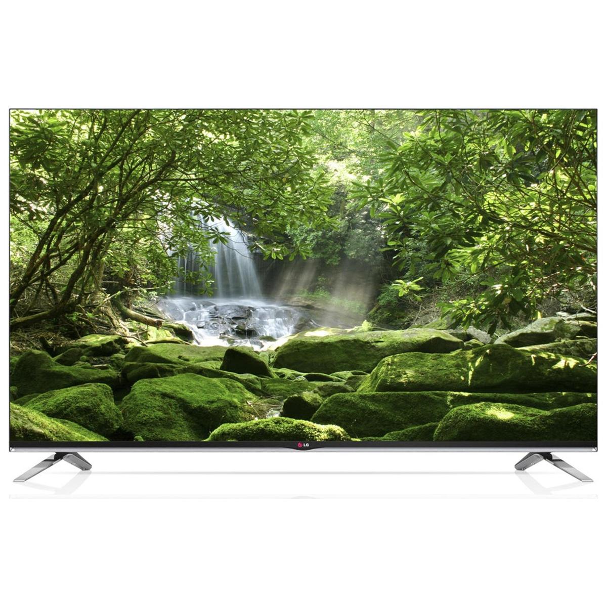 LG 55inch 7200 Series LED HDTV - 55LB7200