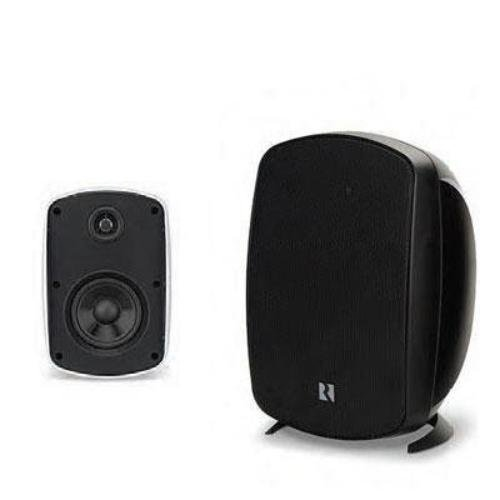 Russound 6.5-Inch Outdoor Single Point Speaker - 5B65SB