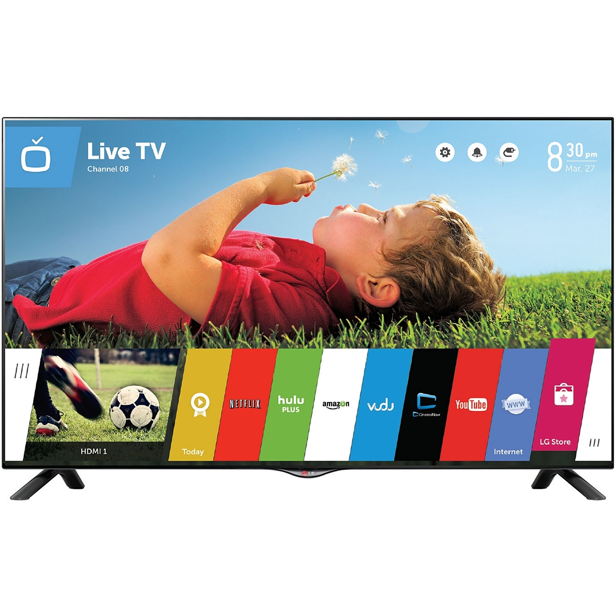 LG 60inch 8200 Series LED 4K Ultra HDTV - 60UB8200