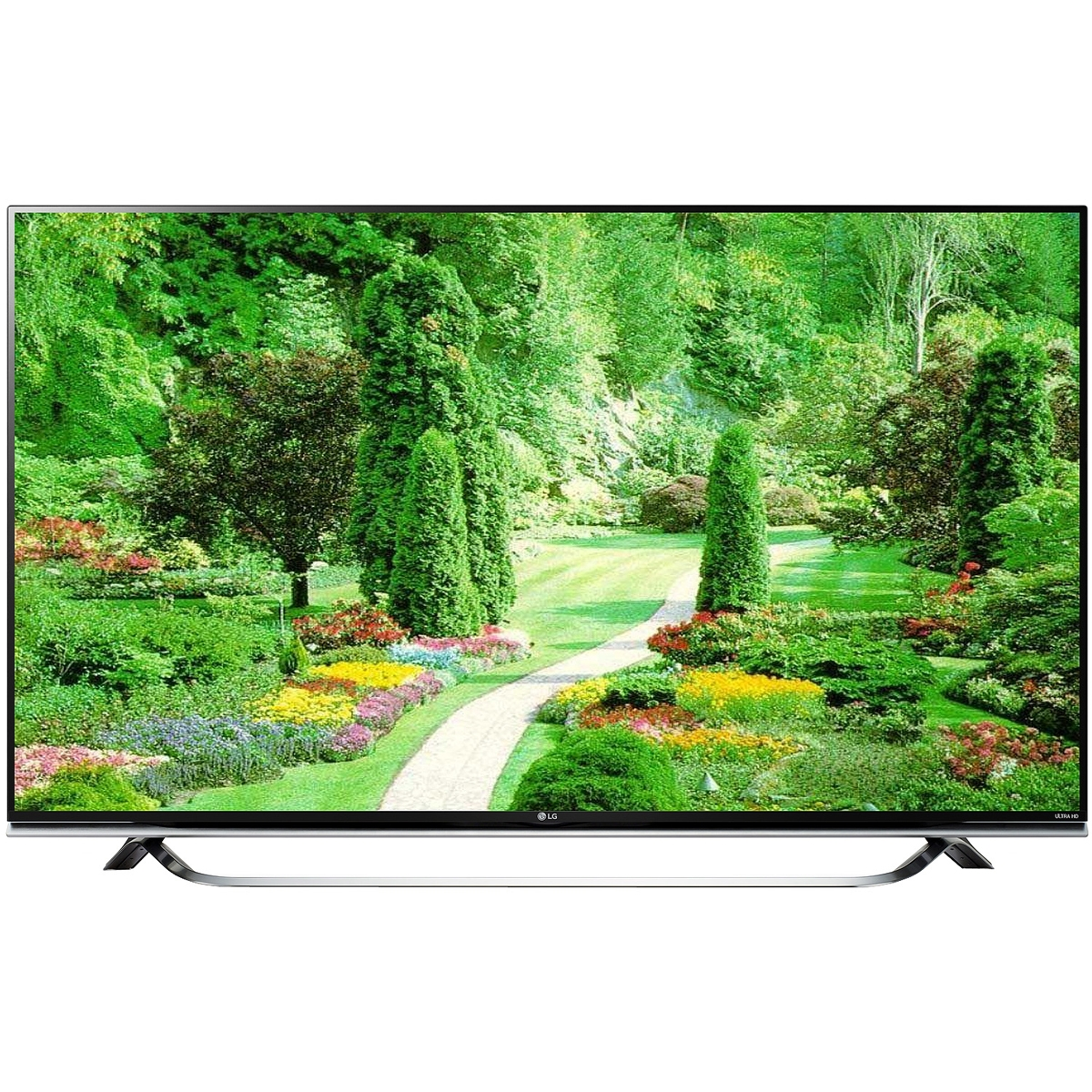 LG 60INCH CLASS UHD 4K  SMART HDTV - 60UF8500 - RESIDENTIAL USA VERSION -LG ORIGINAL PANEL - FULL ONE YEAR MANUFACTURERS WARRANTY!