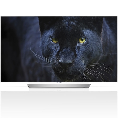 "LG Series 65"" Class 4K Smart OLED 3D TV - 65EF9500"