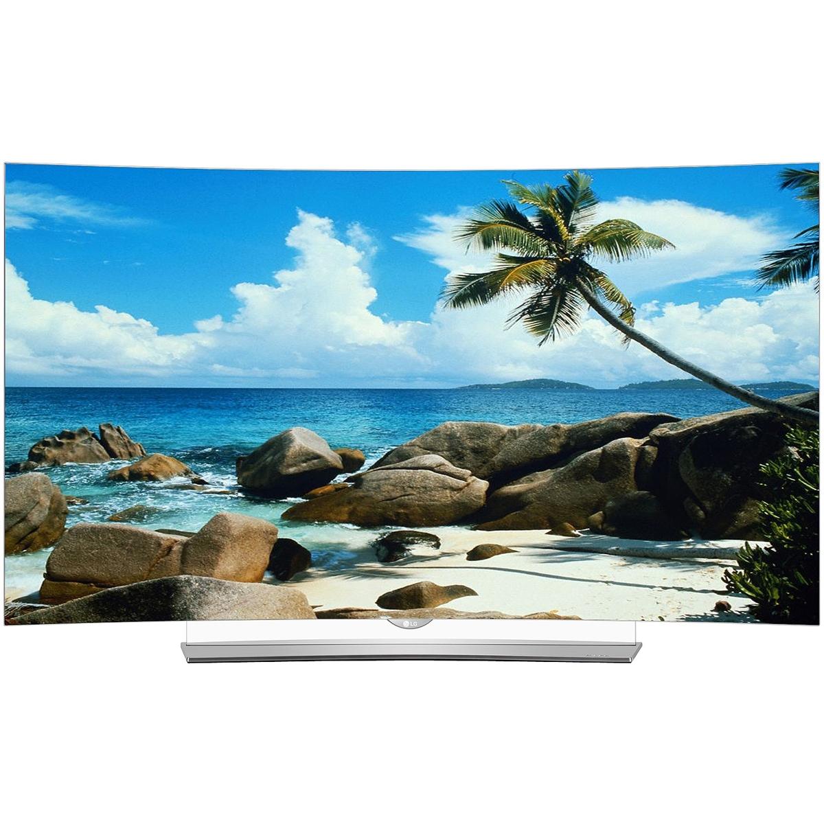 """LG 65"""" Class Oled Curved Smart HDTV - 65EG9600"""