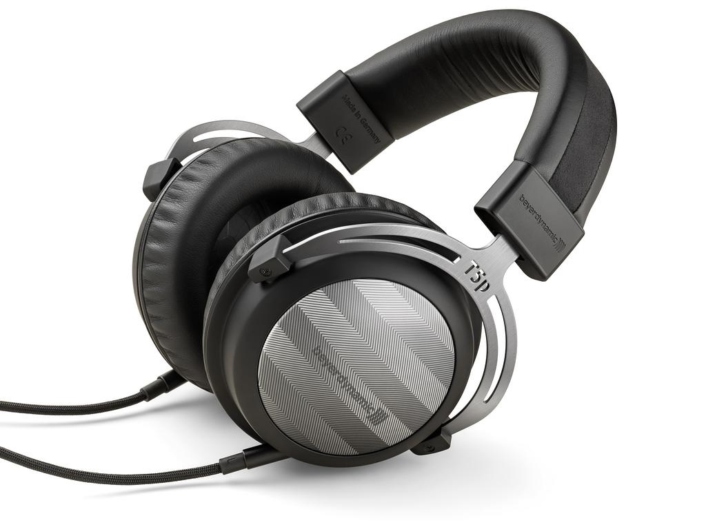 Beyerdynamic T5P 2nd Generation Portable Audiophile Hi-Fi Headphones - 719005