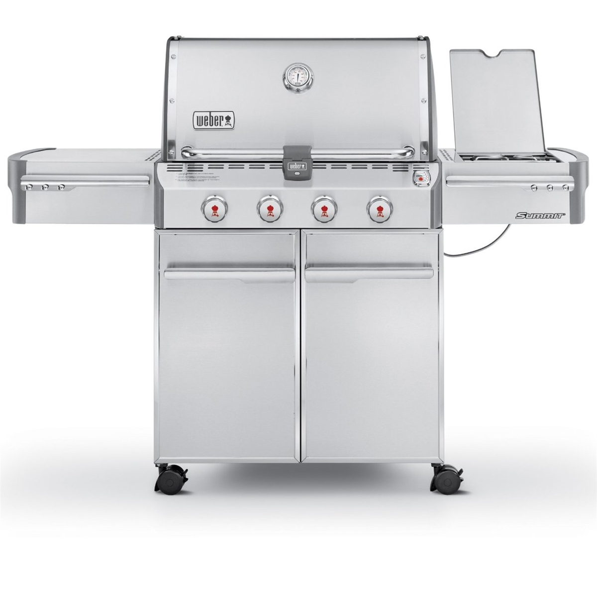 Weber Summit S-420 Grill - Natural Gas - 7220001