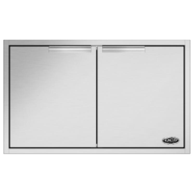 DCS 36 inch Access Doors for Built In Grills