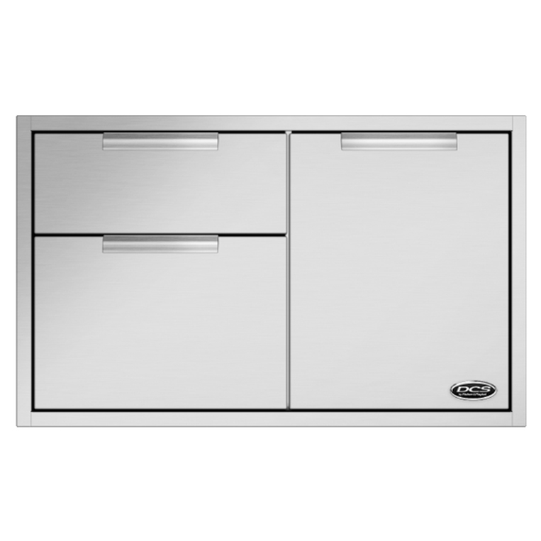 DCS 36 inch Access Drawers for Built In Grills
