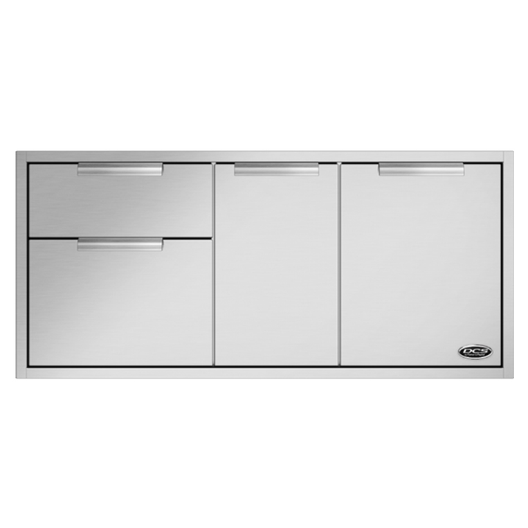 DCS 48 inch Access Drawers for Built In Grills