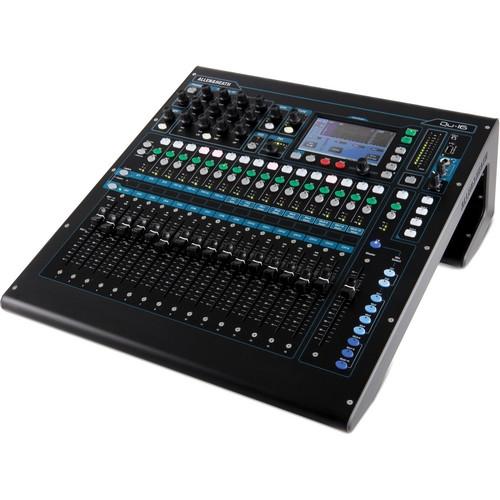 Allen & Heath Rackmountable Digital Mixer - AH-QU-16