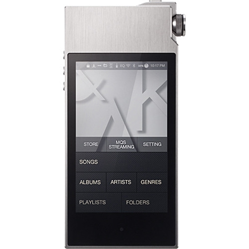 Astell & Kern AK100 Mark-II Mastering Quality Sound (MQS) Portable System - AK100MarkII