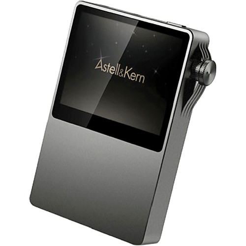 Astell & Kern Titan MQS Duel DAC Audio System - AK120 TITAN