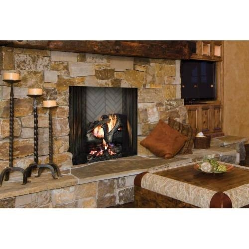 Majestic Ashland 42 Inch Radiant Wood Burning Fireplace - ASH42