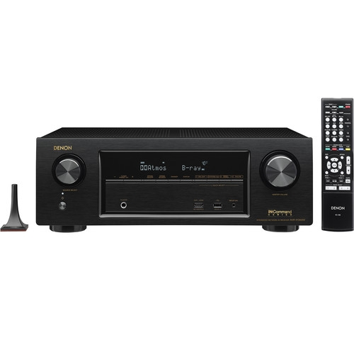 Denon AVR-X1300W 7.2-Channel Network A/V Receiver - AVR-X1300W