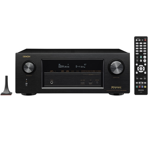 Denon 7.2-Channel Network A/V Receiver - AVR-X2300W