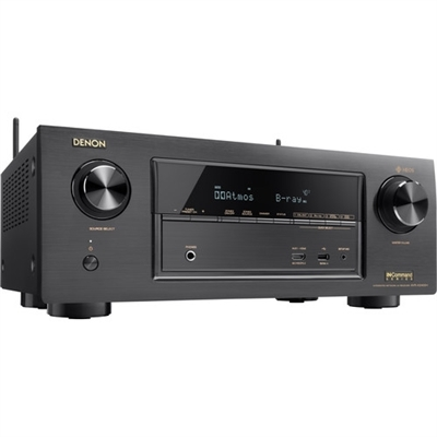 Denon 7.2-Channel Network A/V Receiver - AVRX2400H
