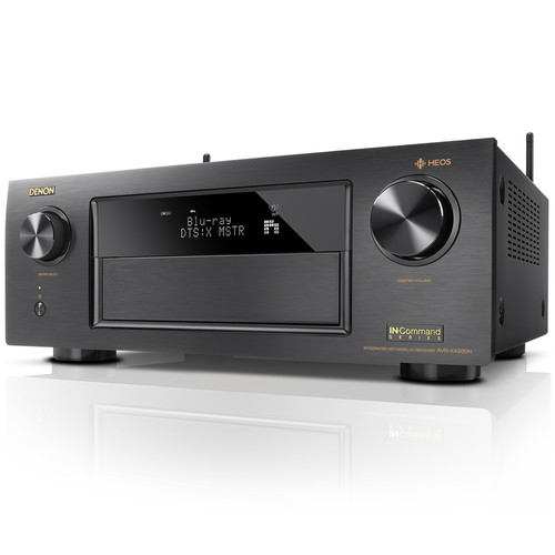 Denon 9.2-Channel Network A/V Receiver -  AVR-X4300H