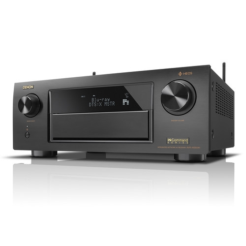 Denon 11.2-Channel Network A/V Receiver - AVR-X6300H