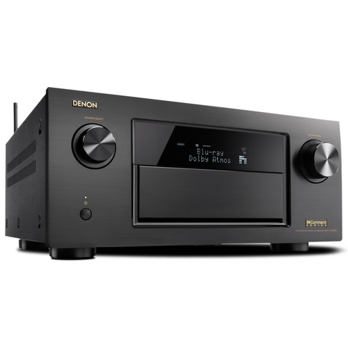 Denon 9.2 Channel Integrated Network AV Receiver - AVR-X7200WA