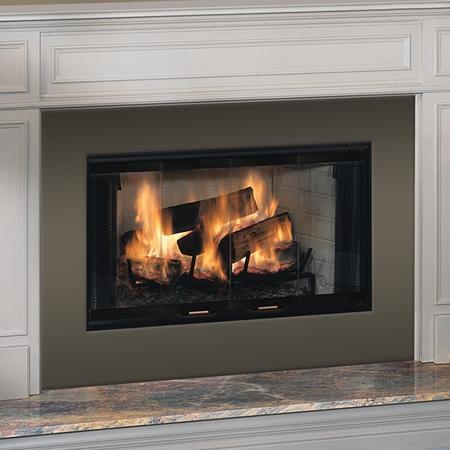"""Majestic Royalton Radiant Wood Burning Fireplace 42"""" - BE42"""
