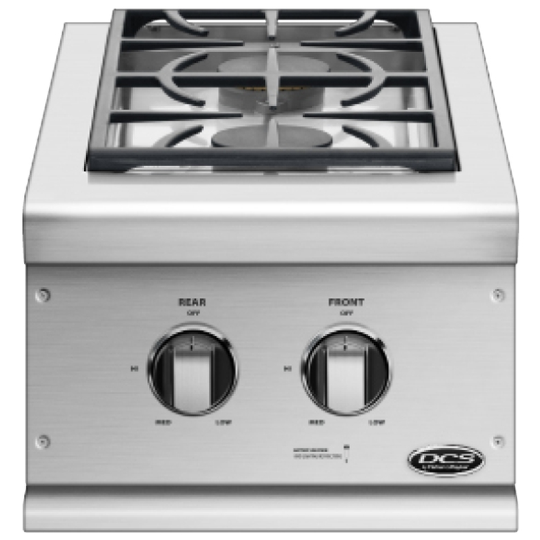 DCS Dual Side Burner for Built In Grills