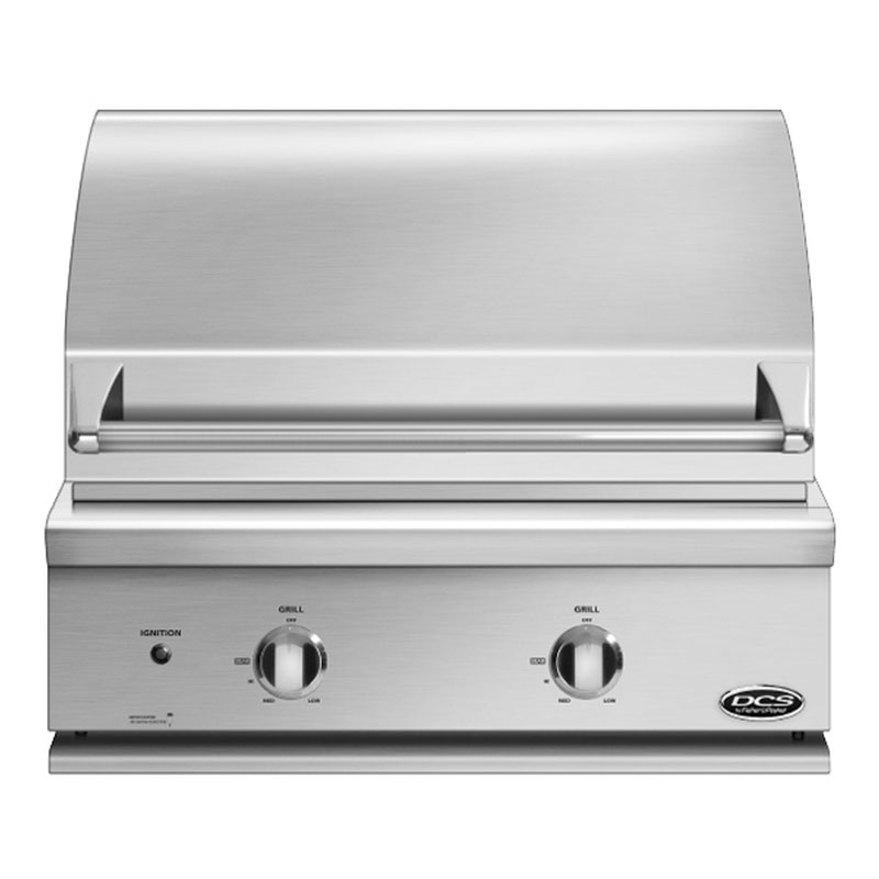 DCS 30 inch Built-in Gas Grill - Liquid Propane - BGC30-BQ-L
