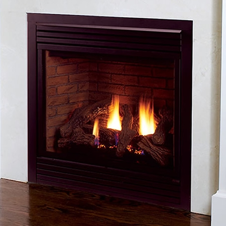 "Monessen BLDV Belmont Direct Vent Fireplace 33"" BLDV300NSCSL"