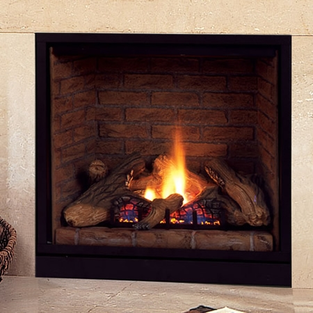 "Monessen BLDV Belmont Direct Vent Fireplace 42"" BLDV500NSCSL"