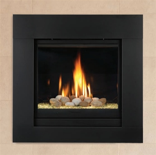 "Majestic Belmont 42"" Clean Face Signature Command Liquid Propane Fireplace - BLDV500PSC7"