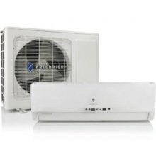 Friedrich Breeze Window/Wall-Mount Ductless Split Air Conditioner + Electric Heater - BR1224W3A