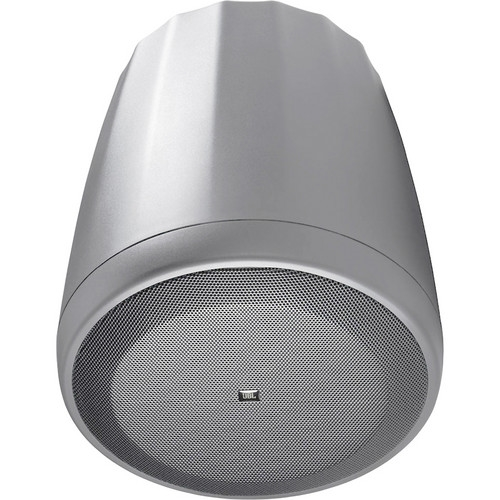 JBL Full-Range Satellite Pendant Speaker (White, Pair) - C65PTWH