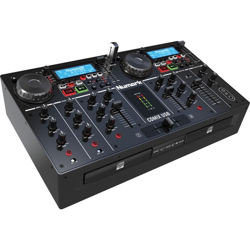 Numark SELF CONTAINED DJ SYSTEM - CDMIX USB