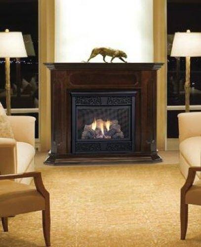 "Majestic Chesapeake 24"" Vent Free Natural Gas Fireplace - CFX24NVDW"