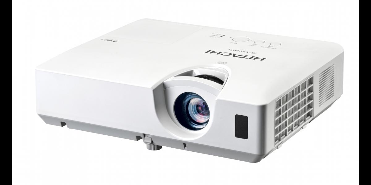 Hitachi 3LCD Projector - CP-X2541WN