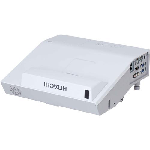 Hitachi 2700-Lumen XGA Ultra-Short Throw 3LCD Projector - CP-AX2505