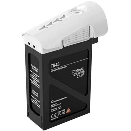 DJI TB48 5700mAh LiPo Intelligent Flight Battery for Inspire 1 Quadcopter - CP.PT.000303