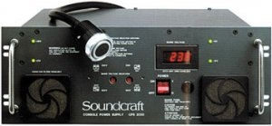Soundcraft Replacement Power Supply for Ghost and Ghost LE Consoles - CPS-275