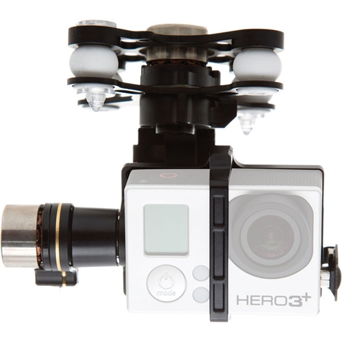 DJI Zenmuse H3 3D 3 Axis Gimbal for GoPro HERO3/3+/4 - CP.ZM.000061