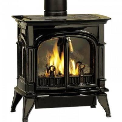 Majestic Fireplaces Cast DV30 Stove Single - CSDV30SPVEMBSL