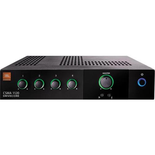 JBL Commercial Series Mixer/Amplifier - CSMA-1120