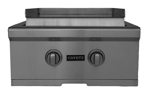 Coyote Teppanyaki Griddle for CPB Power - CTEP