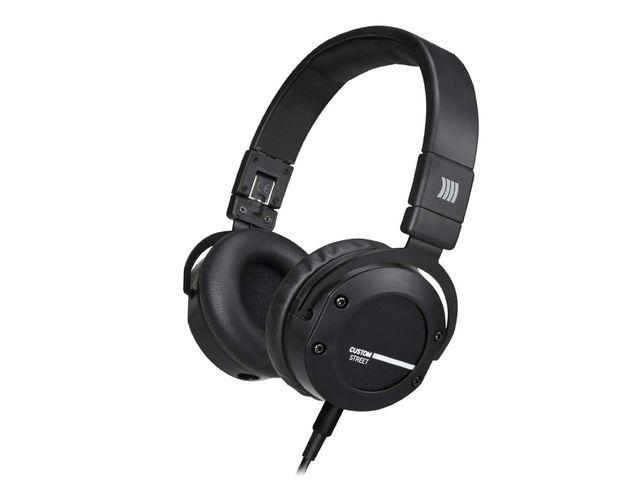 BEYCUSSTREETBK Beyerdynamic 706205 Custom Street Headphone Black -  CUSSTREETBK