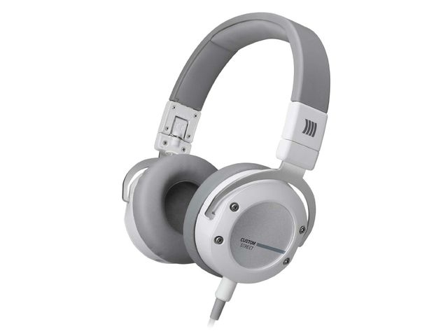 BEYCUSSTREETWH beyerdynamic Custom Street Headphone White - CUSSTREETWH