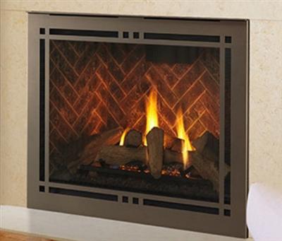 Majestic Fireplaces  MAJ PLATINUM DV 42 IPI LP - DBDV42PLATIL