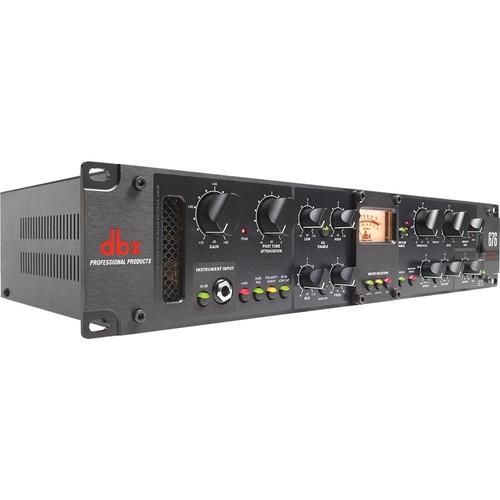 DBX Tube Microphone Preamp Channel Strip - DBX-676